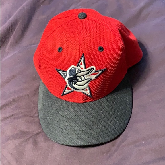 c2c84d917 New Era 59Fifty fitted Baltimore Orioles home hat